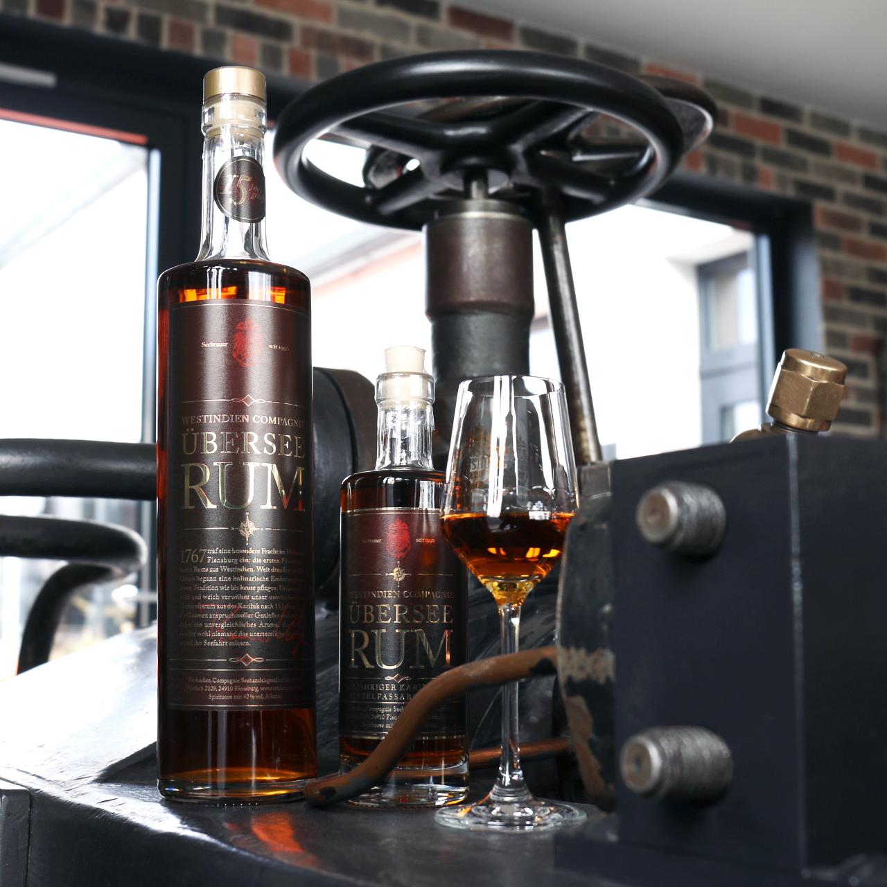 """""""Übersee Rum"""" 42,0 % vol."""